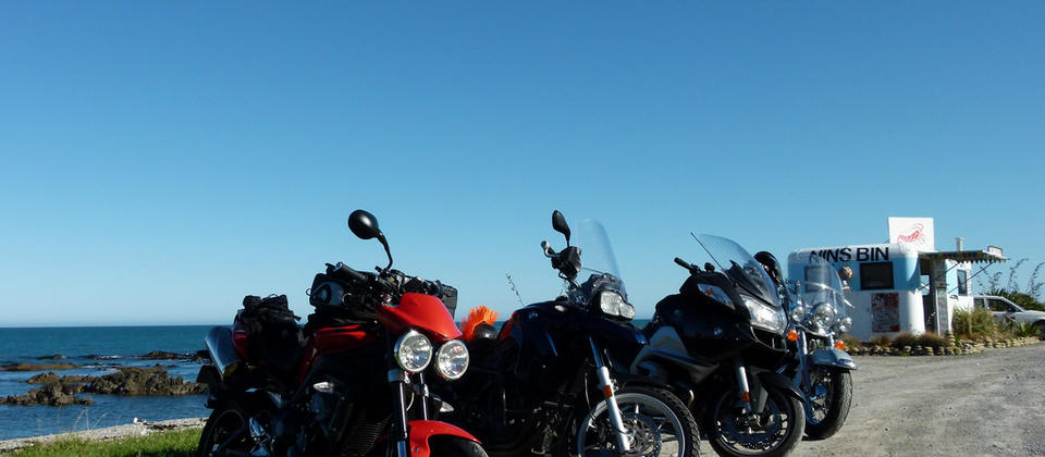 Award Winning Motorcycle Rental