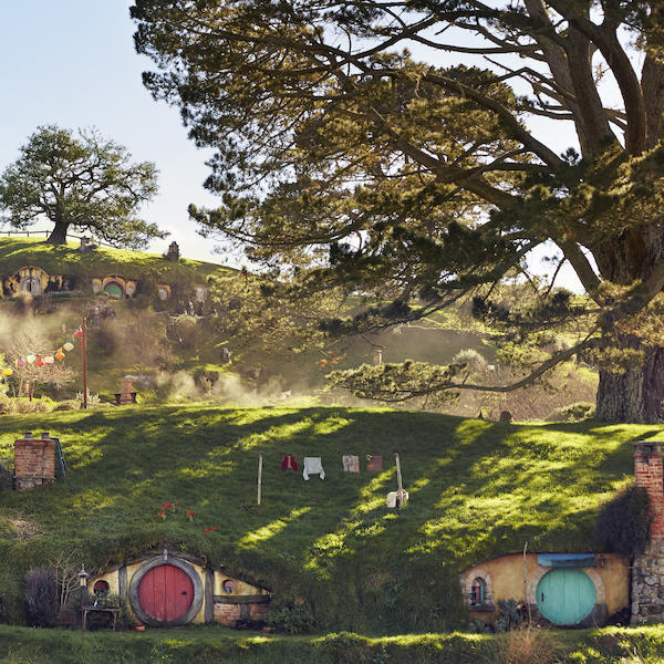 New Zealand Holiday - Hobbiton