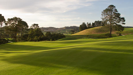 Number 15, Wainui 18 Hole course