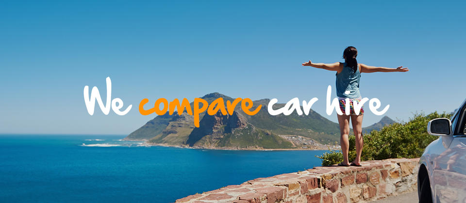We compare car hire