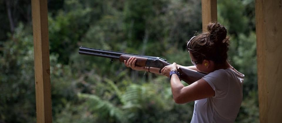 Clay shooting for everyone