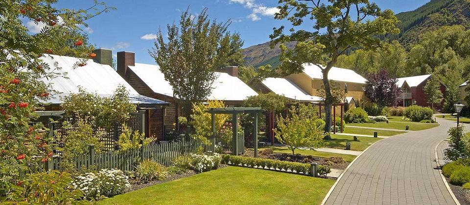 Deluxe Studio Room, exclusive Queenstown accommodation