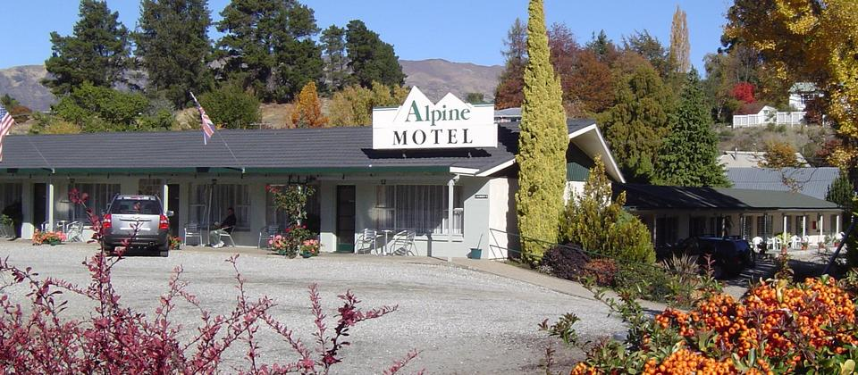 Alpine Motel Apartments- Wanaka NZ