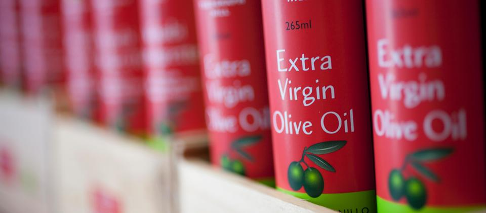 Telegraph Hill Extra Virgin Olive Oil