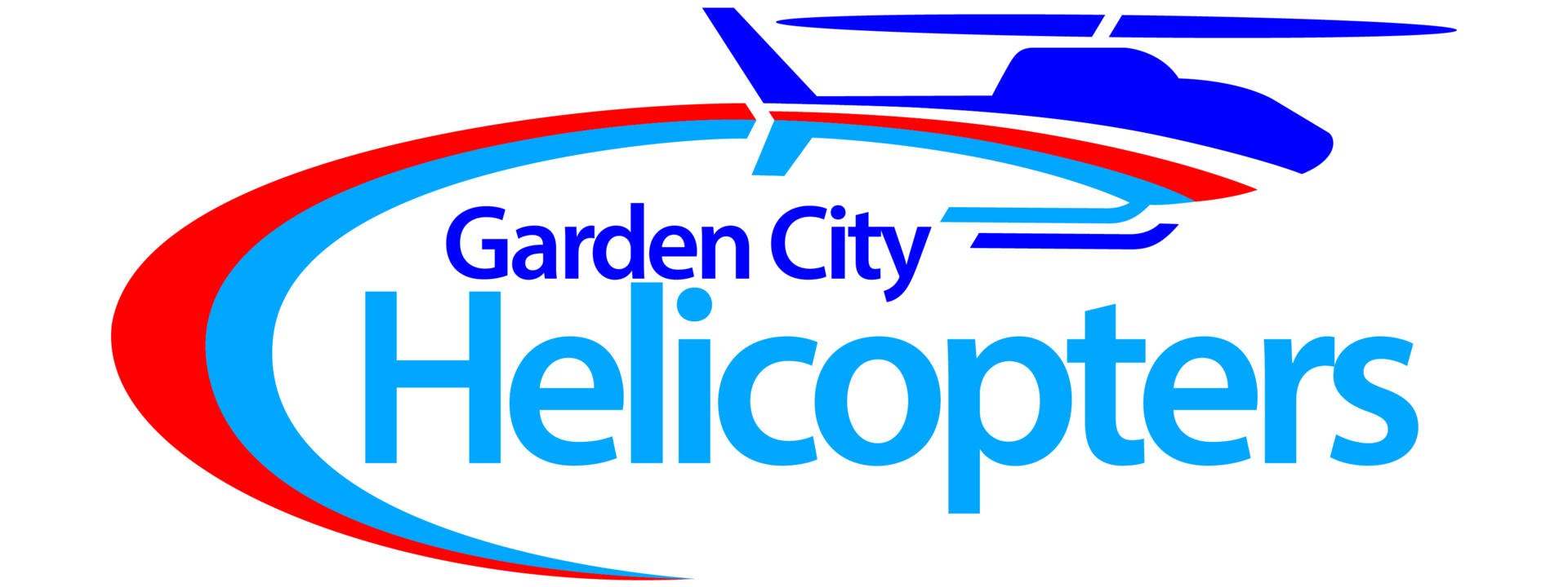 Logo: Garden City Helicopters