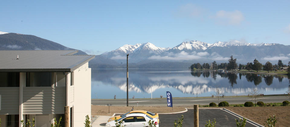 Marakura - Te Anau Lakeview Motels