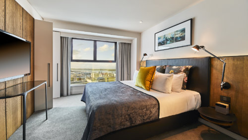 The Grand By Skycity Accommodation In Auckland New Zealand