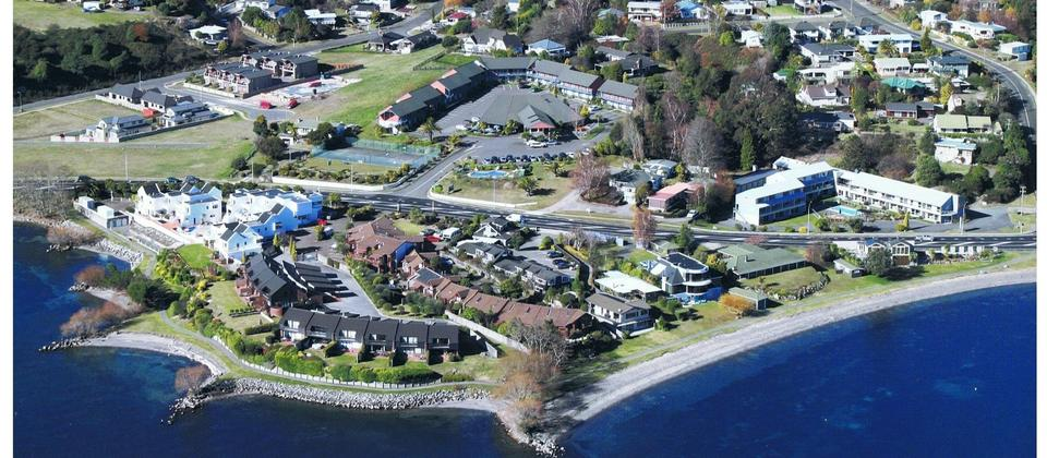 Aerial kaiwaka point