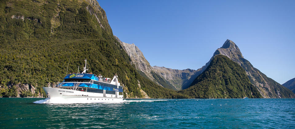 Milford Sound Scenic Cruise - Real Journeys