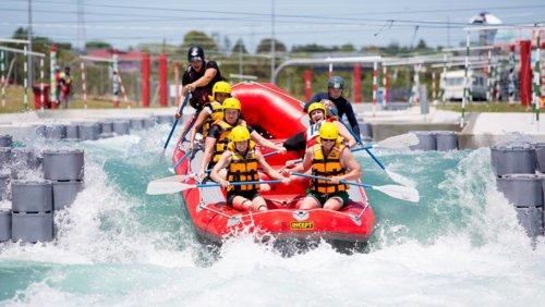 Vector Wero Whitewater Park   Activities & Tours in Auckland, New Zealand