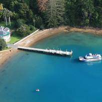 Mansion House Bay, Kawau Island, NZ