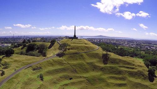 Auckland's volcanic cones | Auckland, New Zealand