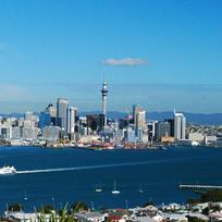 Skyline view from Devonport