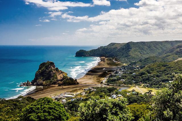 Auckland's West Coast Beaches   North Island   New Zealand