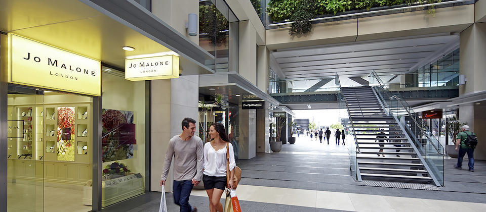 Britomart's high-end brands