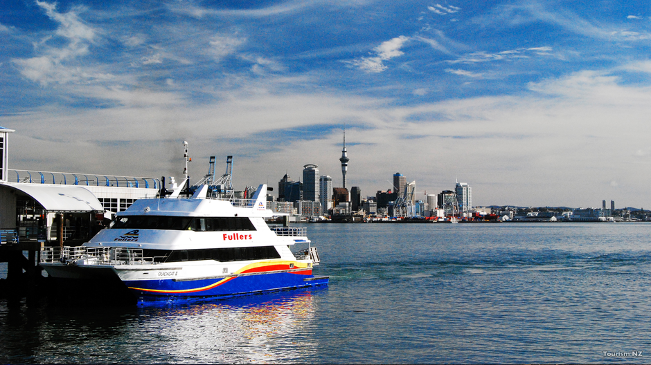 Minutes away by ferry from Auckland Central is the quaint, charming suburb of Devonport.
