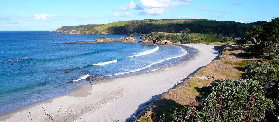 New Zealand S Best Beaches