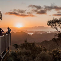 Mt Heale Hut, Great Barrier Island