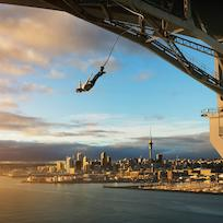 Auckland helicopter ride