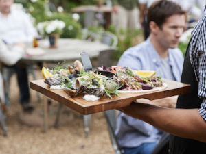 Food Platter on Waiheke