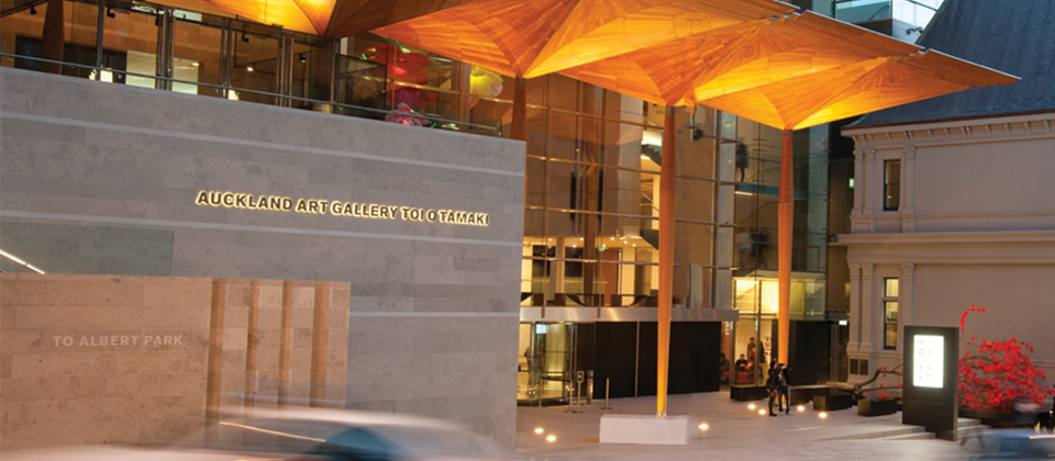 At Auckland Art Gallery you can discover the world's largest permanent collection of New Zealand art