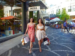 Shopping Auckland City