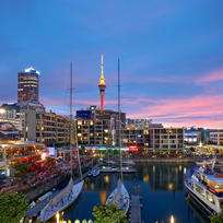 Whether you're travelling with friends, catching up with locals or simply enjoying some quality time together, Auckland offers plenty of choice when it comes to waterfront dining.