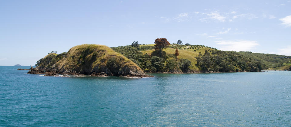 The reserve is located at the far south-east corner of Waiheke Island and can be accessed by land and sea. By land, access is via Orapiu Road, which skirts around the head of Te Matuku Bay and continues out to Orapiu Bay.