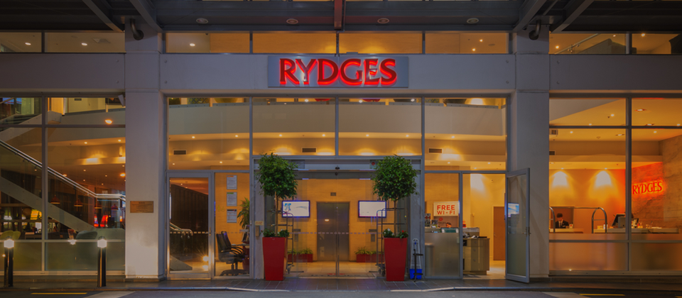 Rydges Hotel en Auckland
