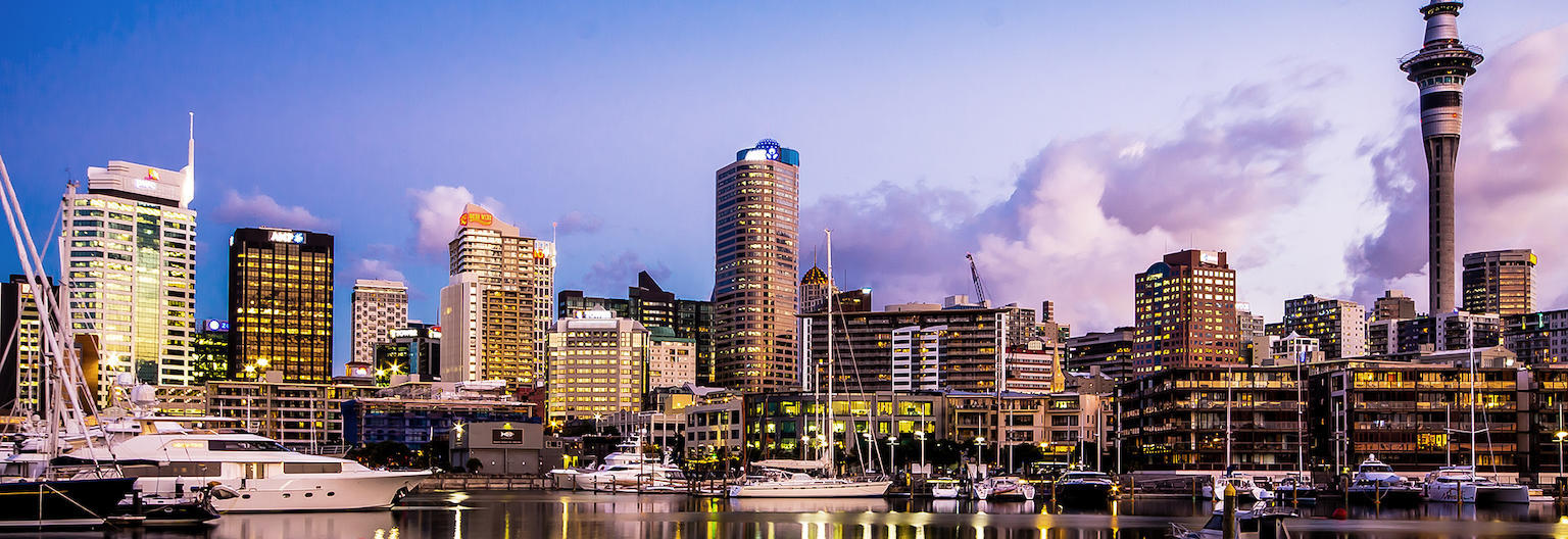 Viaduct Harbour, Central Auckland