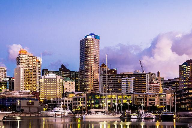 Auckland I 100 Pure New Zealand