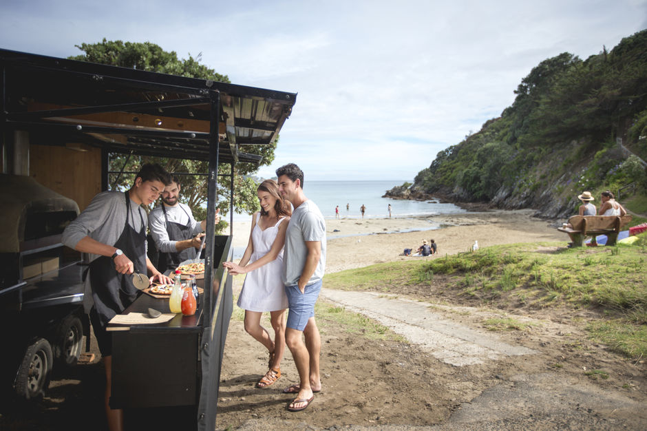 An ideal island retreat, Waiheke is teeming with beautiful vineyards and fabulous food experiences.