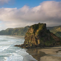 Lions Rock, Piha Beach