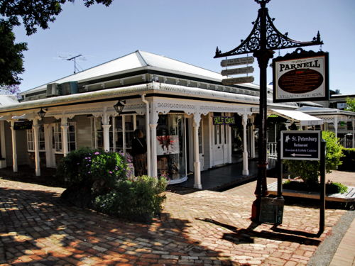 Parnell Historic Walk Auckland New Zealand