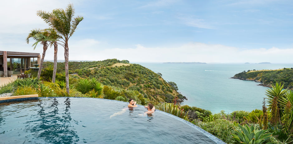 Feel a world away, and yet only 35 mins from downtown Auckland
