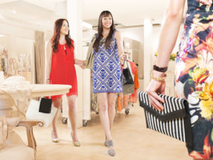 Boutique shopping in Tauranga