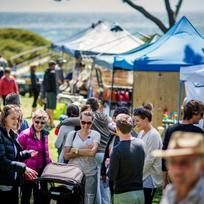 Shop for all things vintage and retro at Mount Maunganui's Little Big Markets.