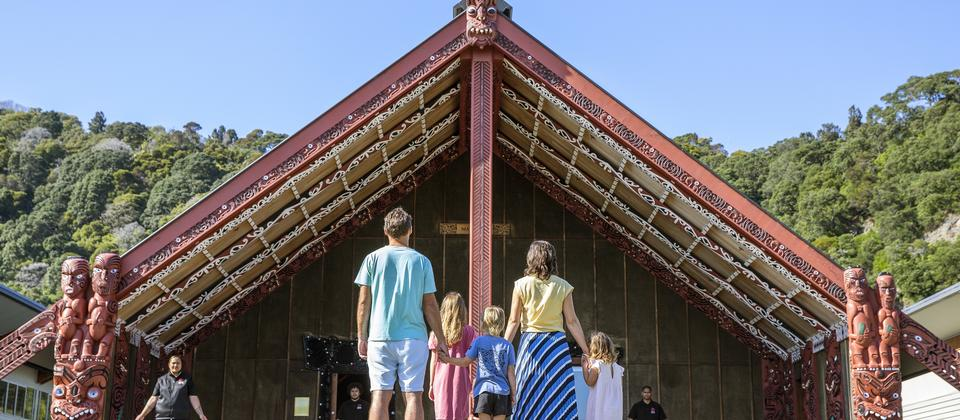 Mataatua: The House That Came Home