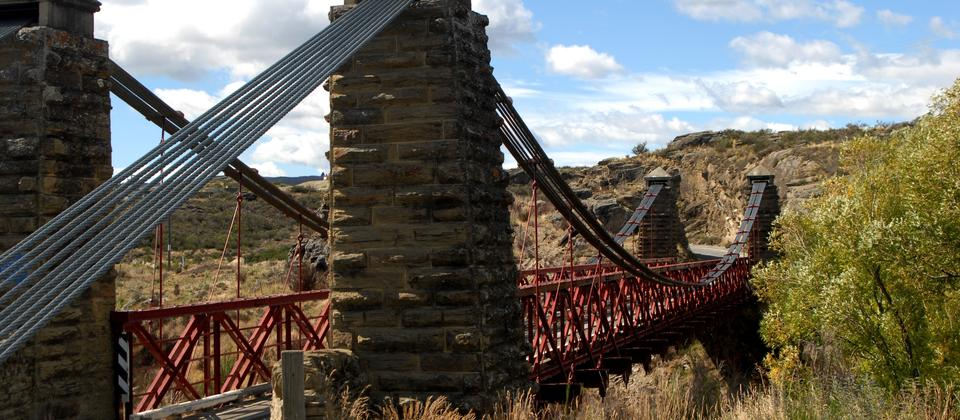Discover local gold mining history in Central Otago