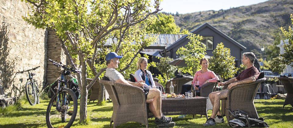 Olivers Central Otago - the orchard