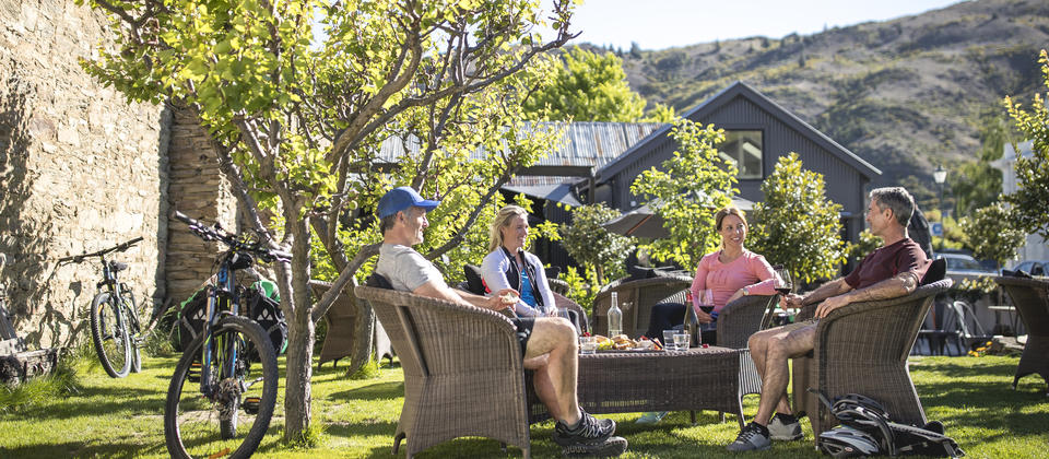 Central Otago relaxation