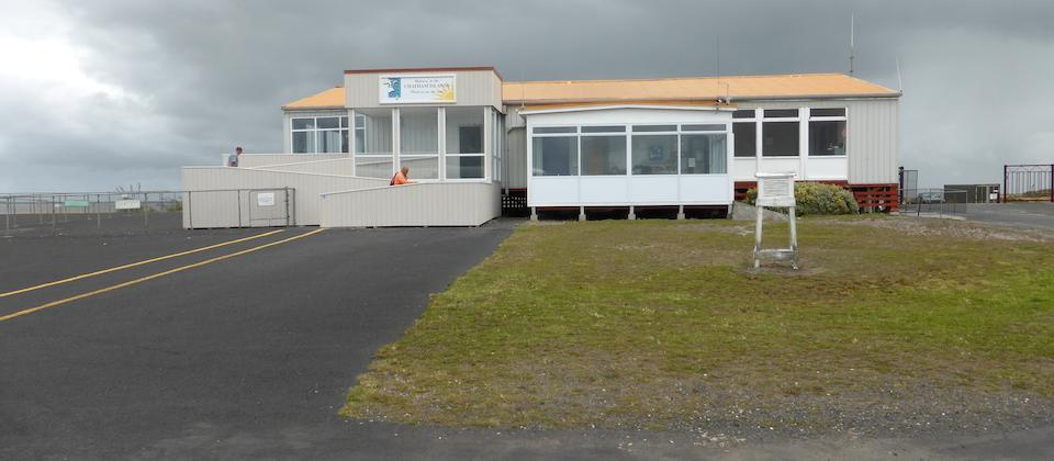 Chatham Islands Airport Terminal