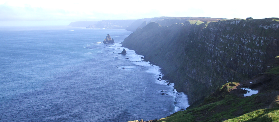 The Chatham Islands are home to spectacular stretches of coastline.