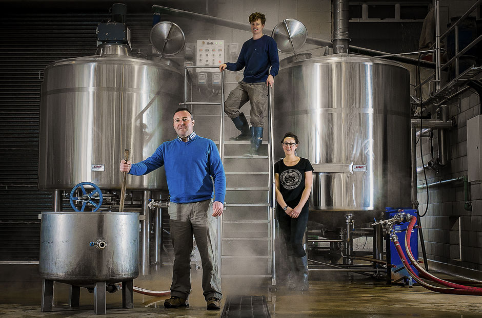 Brewing Team, Cassels & Sons Brewery