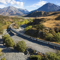 Tranz Alpine journey