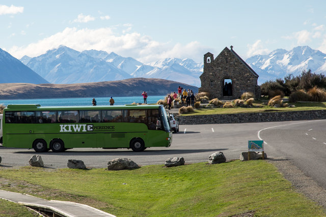 Coach Bus Travel Travel By Bus In New Zealand Tourism New Zealand