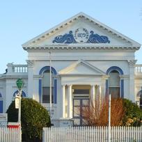 Formerly Waimate Courthouse (1879 - 1979)