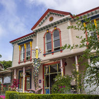 Giant's House — Akaroa
