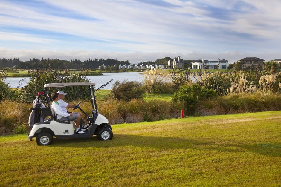 Clearwater Golf Club offers an inland course with a distinctive links feel about it.