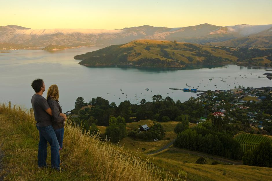 Banks Peninsula is home to picturesque bays, seaside villages, boutique. Experience the charm of the  French inspired bay of Akaroa.